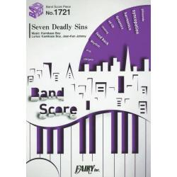 Seven Deadly Sins [BAND SCORE PIECE No.1721]