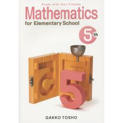 Mathematics for Elementary School 〔2015〕-5th Grade [Study with Your Friends]