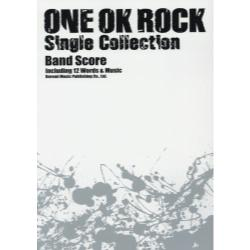 ONE OK ROCK Single Collection Including 12 Words & Music [バンド・スコア]