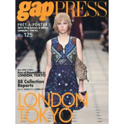 PRET-A-PORTER VOL.125(2015-2016Autumn & Winter) [gap PRESS Collections]