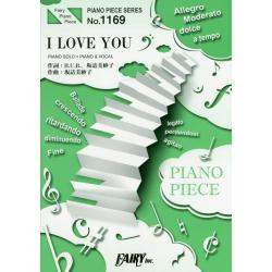I LOVE YOU [FAIRY PIANO PIECE No.1169]