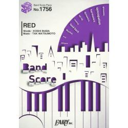 RED [BAND SCORE PIECE No.1756]