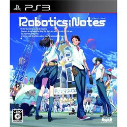 ROBOTICS;NOTES 通常版 【PS3ソフト】