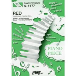 RED [FAIRY PIANO PIECE No.1177]