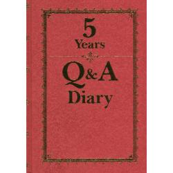 5Years Q&A Diary 改新