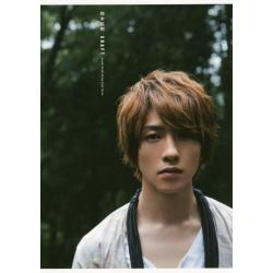 SHAFT Suzuki Hiroki Acting From Thirty 鈴木拡樹PHOTOBOOK