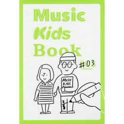 Music Kids Book #03