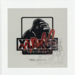 XLARGE 25TH ANNIVERSARY True OG Streetwear HISTORY BOOK