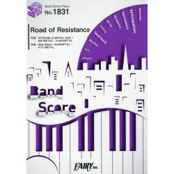 Road of Resistance [BAND SCORE PIECE No.1831]