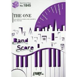 THE ONE [BAND SCORE PIECE No.1845]