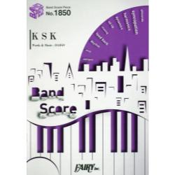 KSK [BAND SCORE PIECE No.1850]