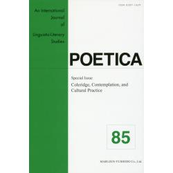 POETICA An International Journal of Linguistic‐Literary Studies 85