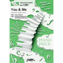 You & Me [FAIRY PIANO PIECE No.1291]