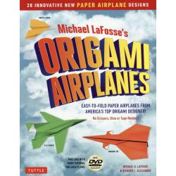 Michael LaFosse's ORIGAMI AIRPLANES 廉価版