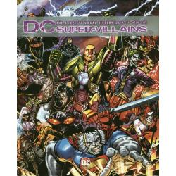 DCスーパーヴィランズ THE COMPLETE VISUAL HISTORY