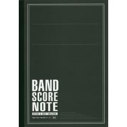 BAND SCORE NOTE B5 [GUITAR&BASS TABLATUR]