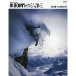 DIGGIN'MAGAZINE SNOWBOARD JOURNAL ISSUE08 [SAN-EI MOOK]