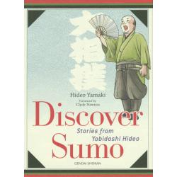 Discover Sumo Stories from Yobidashi Hideo