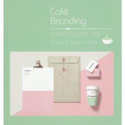 Cafe Branding ROMANTIC COFFEE TIME:Graphic & Space Design