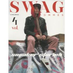 SWAG HOMMES vol.4(2017SPRING/SUMMER ISSUE) [サンエイムック]