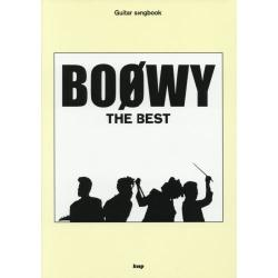 BOOWY THE BEST [Guitar songbook]