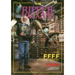 RIPPER MAGAZINE 斬捨御免OLD SCHOOL CHOPPERS ONLY 08 [NEKO MOOK 2572]