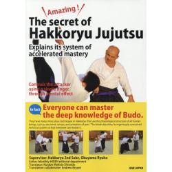 Amazing!The secret of Hakkoryu Jujutsu Explains its system of accelerated mastery Controls the attacker using a single finger th