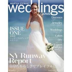 MARTHA STEWART weddings JAPAN 2017SUMMER/FALL [NEKO MOOK 2601]