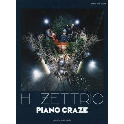 H ZETTRIO『PIANO CRAZE』 ピアノトリオスコア〈Piano/Double Bass/Drums〉