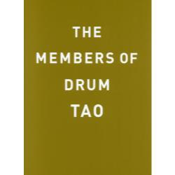 THE MEMBERS OF DRUM TAO