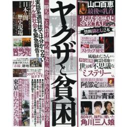 実話裏歴史SPECIAL SPECIAL vol.16 [million mook 72]
