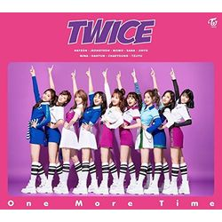 TWICE / One More Time 【初回限定盤A】 【CD+DVD】