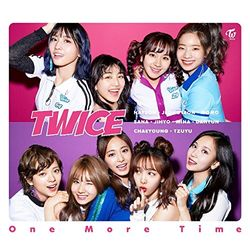 TWICE / One More Time 【初回限定盤B】 【CD+DVD】