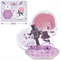 Fate/Grand Order Design produced by Sanrio アクリルスタンド マシュ・キリエライト 【2018年1月出荷予定分】
