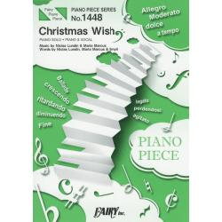 Christmas Wish [FAIRY PIANO PIECE No.1448]