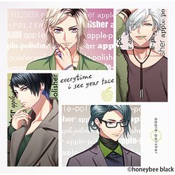 apple-polisher / ミニアルバム『everytime i see your face』 【初回生産盤】