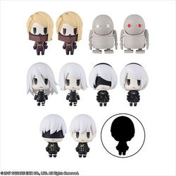 NieR:Automata TRADING ARTS mini 【1BOX】 【2018年5月出荷予定分】