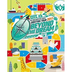 THE IDOLM@STER SideM GREETING TOUR 2017 ~BEYOND THE DREAM~ LIVE Blu-ray 【BD】
