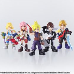 DISSIDIA FINAL FANTASY OPERA OMNIA TRADING ARTS 【1BOX】 【2018年6月出荷予定分】