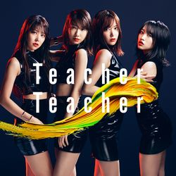 AKB48 / Teacher Teacher <Type C> 【通常盤】 【CD+DVD】