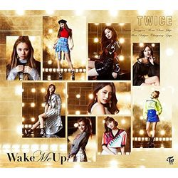 TWICE / Wake Me Up 【初回限定盤B】 【CD+DVD】