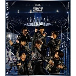 BULLET TRAIN ARENA TOUR 2017-2018 THE END FOR BEGINNING AT YOKOHAMA ARENA 【初回生産完全限定盤】 【BD】