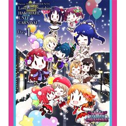 Saint Snow PRESENTS LOVELIVE! SUNSHINE!! HAKODATE UNIT CARNIVAL Blu-ray Day1 【BD】