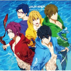 OLDCODEX / TVアニメ『Free!-Dive to the Future-』OP主題歌「Heading to Over」 【アニメ盤】 ※メーカー特典付き