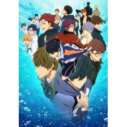 Free! -Dive to the Future- Vol.6 【BD】