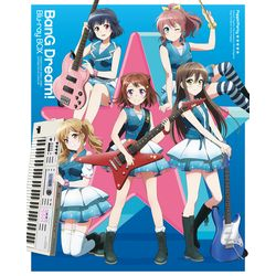 BanG Dream! Blu-ray BOX 【BD】