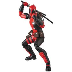 DEADPOOL マフェックス No.082 MAFEX DEADPOOL GURIHIRU ART Ver. 【2019年5月出荷予定分】