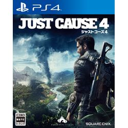 JUST CAUSE 4 【PS4ソフト】