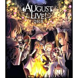 AUGUST LIVE! 2018 【BD】