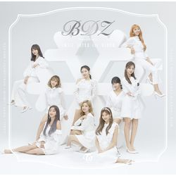 TWICE / BDZ -Repackage- 【初回限定盤】 【CD+DVD】